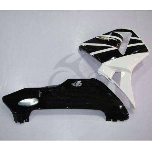 Купить Черный Белый ВПРЫСКА Пластиковые Обтекателя Для Honda CBR600RR CBR 600 RR F5 03 04 11A