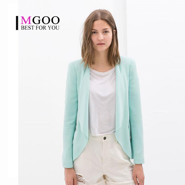 Baby Blue Blazer Womens Photo Album - Reikian