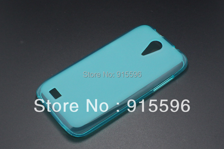 Soft TPU Phone Case Zopo C3 Cell Cover Blue Colors - Localvogue store
