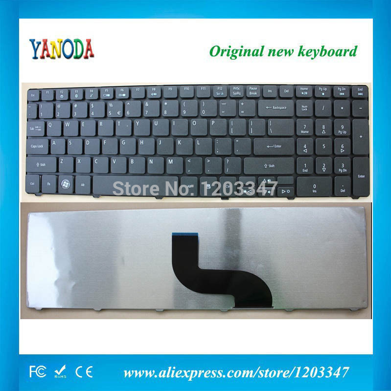 US Layout Keyboard Replacement for Acer Aspire 5742 5742G 5742Z 5742ZG 5740 5740G 5741 5741ZG 5738 7738 7750