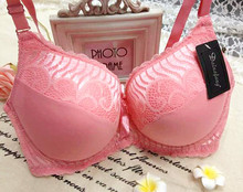 2015 Hot New Women Bra Set Three  Hook-and-eye Sexy Lace Bra B C D E F Cup  Polyester  Underwear Sexy Plus Size Lingerie UB0003