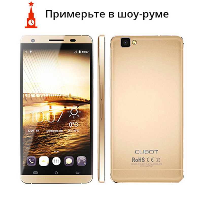 Original Cubot X15 5.5 FHD JDI 2.5D Screen Android 5.1 Lollipop 8/16MP Camera 4G MTK6735A Quad Core 2G RAM 16G ROM Smartphone(China (Mainland))
