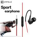 Cafele 3 5mm In ear Sport Earphones Super Bass Hifi Running Earbuds Stereo Earpod With For