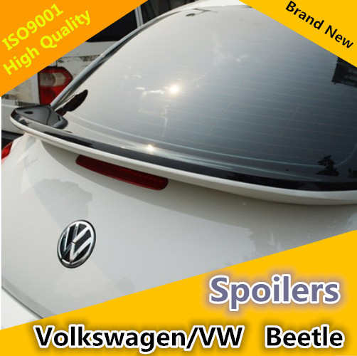 High-Q! Car Rear Trunk Spoiler Rear Wing Spoilers Trunk Lid Diffuser For Volkswagen/VW Beetle 2013.2014.2015.Shipping<br><br>Aliexpress