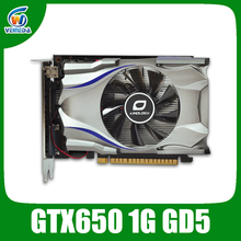Original nvidia gtx650 1 gb gddr5 128bit para nvidia shield pc gaming(China (Mainland))