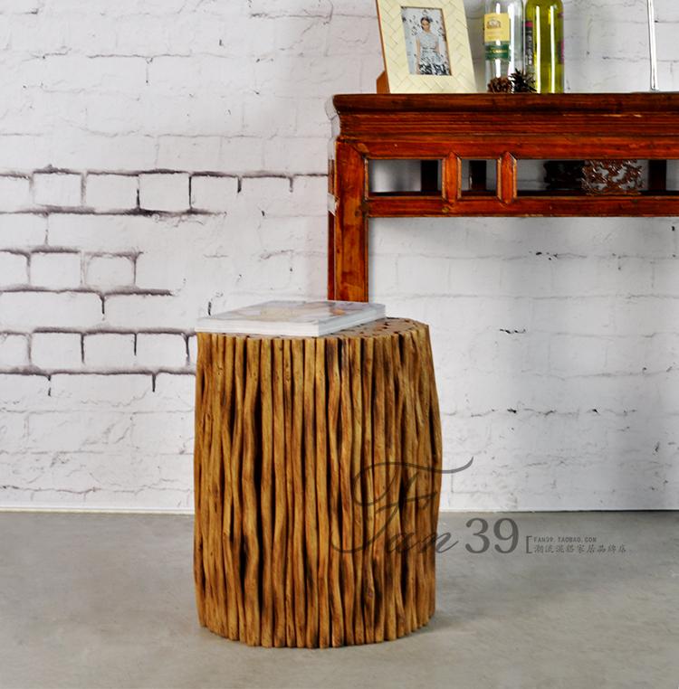Imported designer furniture / decorative stool / furnishings / Coffee