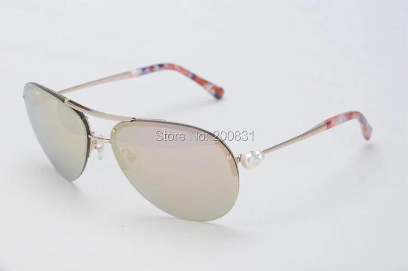 Фотография Rimless Sun Glasses Women 2016 New Retro Sunglasses Women Brand Designer Vintage Oval Oculos De Sol Feminino With Original Box