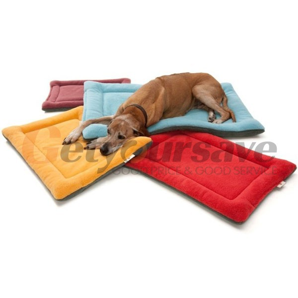 High grade Soft Cozy Pet Dog Crate Mat Kennel Cage Pad Bed Pet Cushion 6 Colors(China (Mainland))