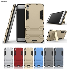 Buy Sony Xperia XA Case F3111 F3113 F3115 Slim Robot Armor Kickstand Shockproof Rubber Back Case Sony XA Dual Phone Cover for $2.59 in AliExpress store