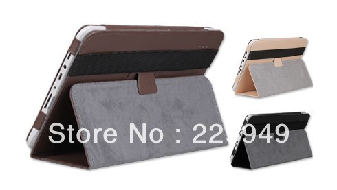 Wholesale 5pcs/lot 9inch Leather case for Ployer MOMO9 Tablet PC accessories