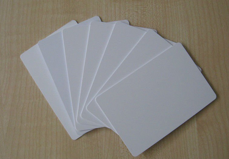 UHF RFID blank Card with ISO 18000-6C Alien9662 chip(China (Mainland))