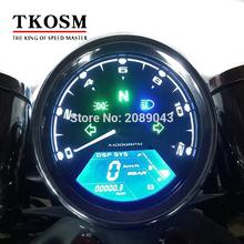Buy 2016 HOT Sale Universal LCD Digital Speedometer Odometer Motorcycle MotorBike F1,2,4 Cylinders for $24.12 in AliExpress store