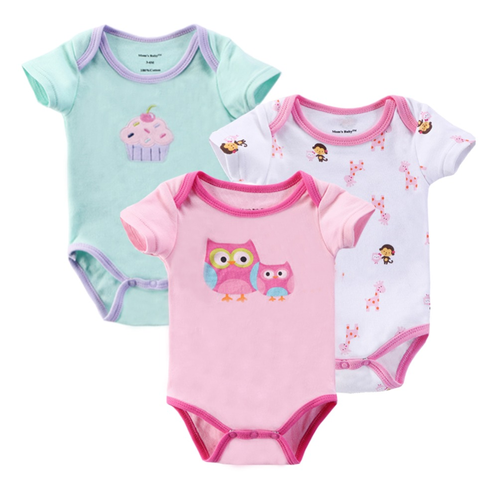 Baby Rompers Newborn Clothes Baby Clothing Set Boys Girls ...