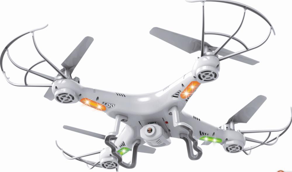 RC Quadcopter X5C 1 V2.0 Headless Autoreturn Mode 2.4G 4CH 6 Axis ...