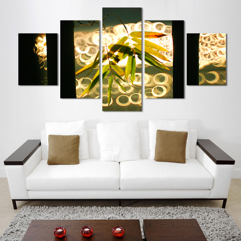 Wall Paint Bamboo Design : Top fashion piece hot sell wall painting of bamboo