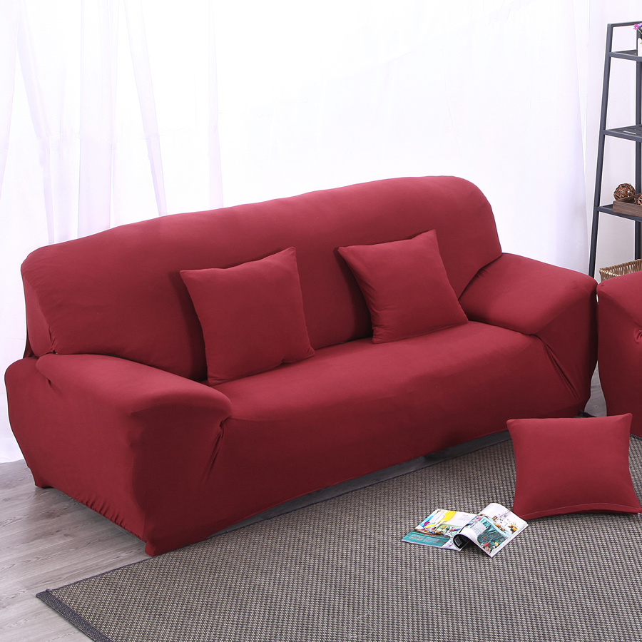 Aliexpresscom buy elastic sofa cover universal for Universal sectional sofa slipcovers