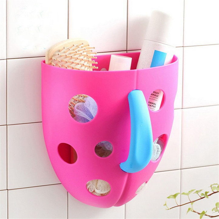 Cortinas De Baño Netto:Baby Bath Toy Storage