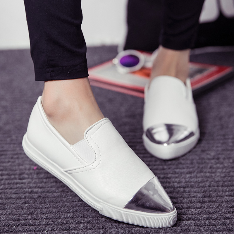 2015 Canvas Shoes Woman Flat damen schuhe Womens Fashion Vintage White Sneakers Sapatos Femininos Zapatos Mujer - Qingdao famous brand discount store