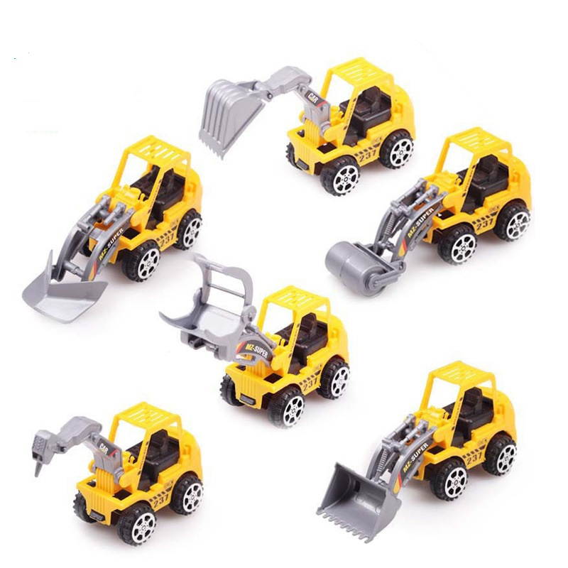 New Arrival Educational Toy 1:72 Alloy Tractor Toy Rural Truck Small Farmer Model Children's Toy Metal Model Farm Vehicles A083(China (Mainland))