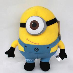 "GH Hallowmas Gift Plush Minion Stewart Soft Toy Stuffed Animal Teddy One Eyed 9""(China (Mainland))"