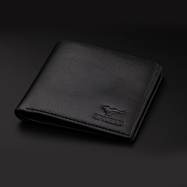 Casual Leather Wallet for Men