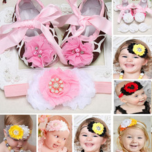 2015  Baby Girls branded  Headband Set toddler baby shoes,infant shoes girl,Fashion Zapatos chaussure bebe fille,baby booties(China (Mainland))