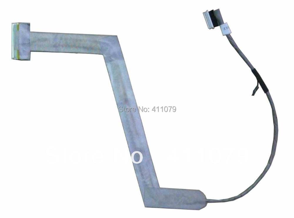 New FOR Fujitsu AMILO La 1703 la1703 LVDS CABLE LCD Video Cable Computer Laptop Replacement Parts PN 6017B0087501 E25 (NC292)(China (Mainland))