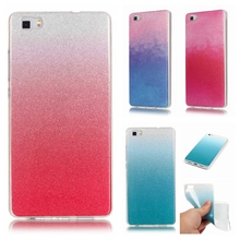Buy Bling Case coque Huawei P8 Lite Case Silicone Cover fundas Huawei P8 Lite Silicone Case for $1.19 in AliExpress store
