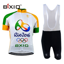 2016 Rio Olympic Bxio Brand Cycling Jersey Maillot Ciclismo Hombre Summer Pro Bicycle Clothing Mountain Bike Clothes BX-RIOTYPE(China (Mainland))
