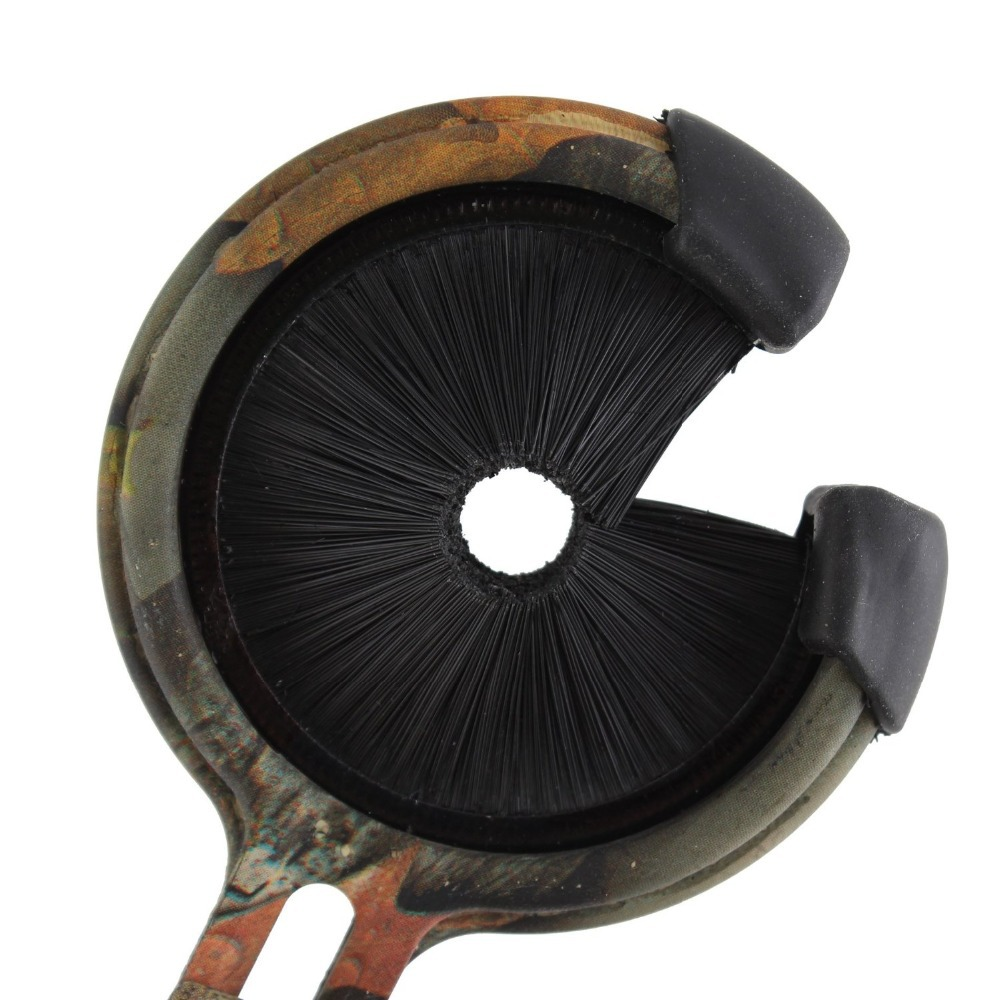 Archery Hunting Camo Compound Bow Whisker biscuit Arrow Rest Medium Size