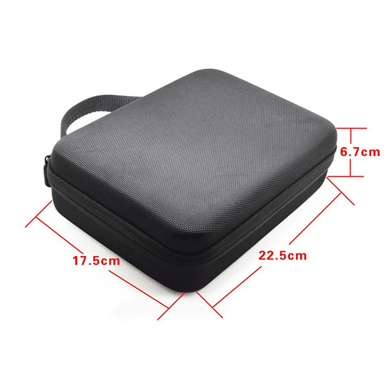 Middle Size Collection Box Case Bag Ride Storage Bag For Xiaomi Yi Gopro Hero4 Sjcam Sj4000