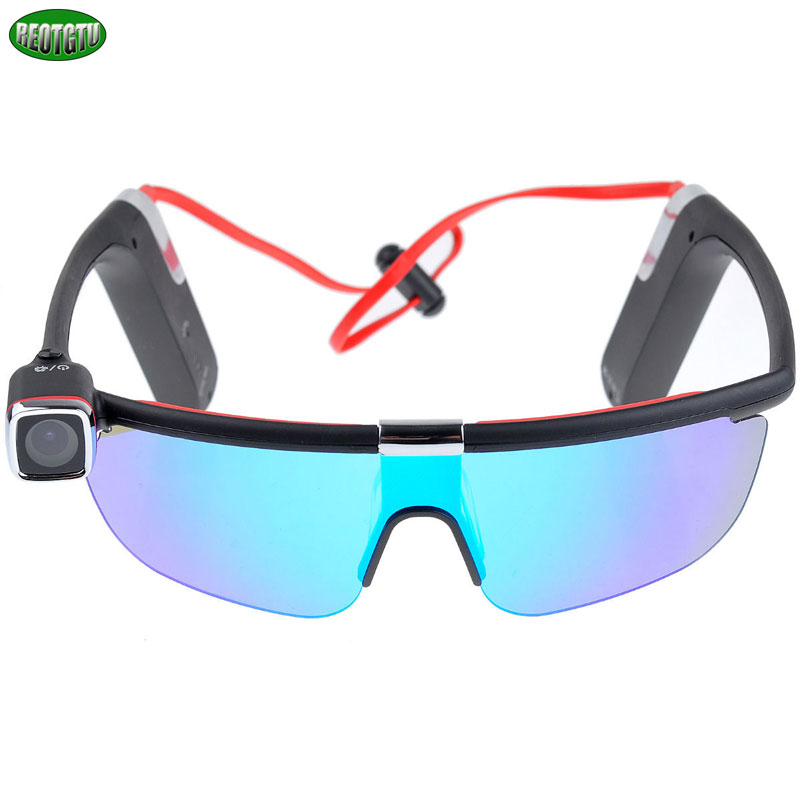 Ultimate challenge specified smart wear spectacles wifi 1080p hd DV camera movem