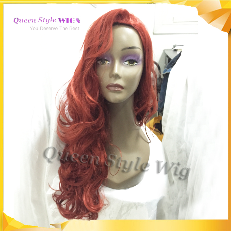 Copper Red Hair Wig 36  sc 1 st  Synthetic Lace Frontal Wigs & Copper Red Hair Wig - Natural Wigs Sale