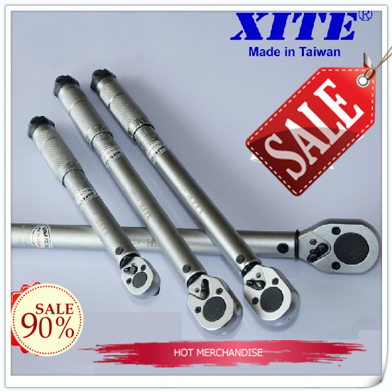 XITE Torque wrench preset torque wrench 1/4 1-6NM 1/4