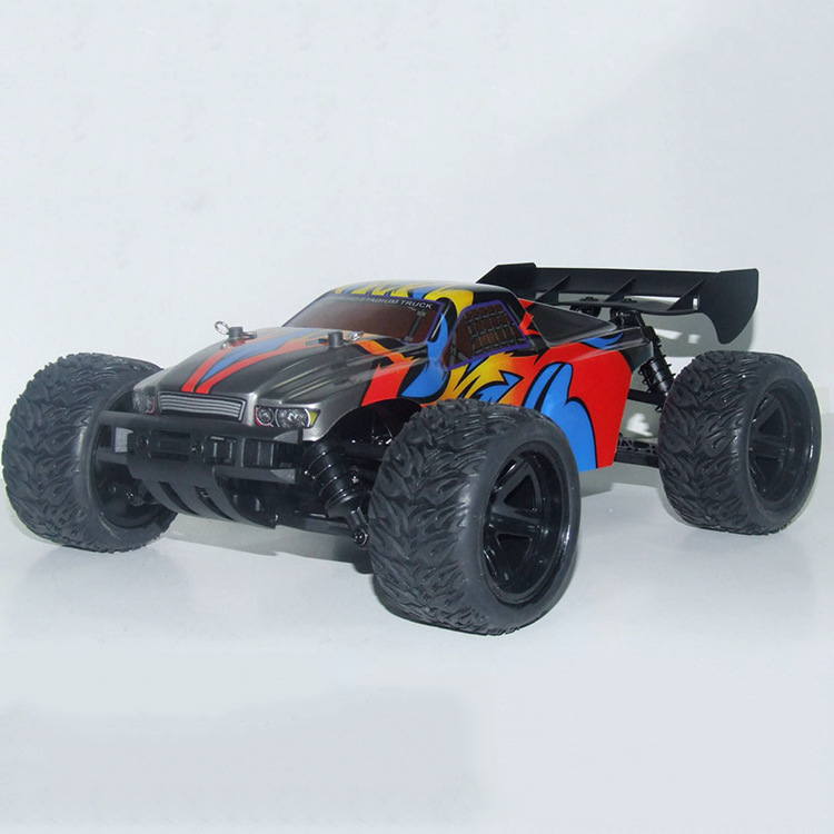 Free Shipping Waterproof Springs and Dampe Electric Rc SUV Car Model