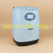 Lithium DC Battery Oxygen Concentrator for Medical & Healthcare/ Home/Car/Travel Use Mini Portable O2 Generator Free shiping(China (Mainland))