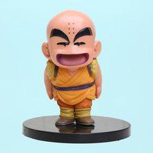 Dragão bola z figura filho gokou kuririn mestre roshi oolong goku infância ver. Pvc figura de ação collectible modelo brinquedo(China)