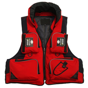 2016 Top Fashion Life Jacket Men >8 Years Surfing Take Fishing Vest Jackets, Vest, From Clothing, Removable Floating Material(China (Mainland))
