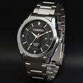 Watches men luxury brand Quartz wrist watch men quartz original stainless steel clock water resistant table