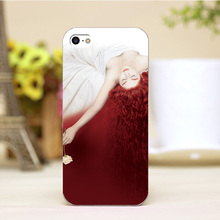 PZ0004-48-2 For Perfume Art Design cellphone transparent cover cases for iphone 4 5 5c 5s 6 6plus Hard Shell