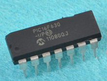 PIC16F630-I/P DIP14 16F630 Flash 14-pin MC 8-bit DIP-14 8 Bit new quality good work 100% IC chip - Global sales electronic components store