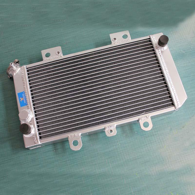 ATV Parts accessories 32MM NEW ALUMINUM RADIATOR FOR ALL YAMAHA ATV QUAD GRIZZLY 660 YFM660F 2002-2008(China (Mainland))