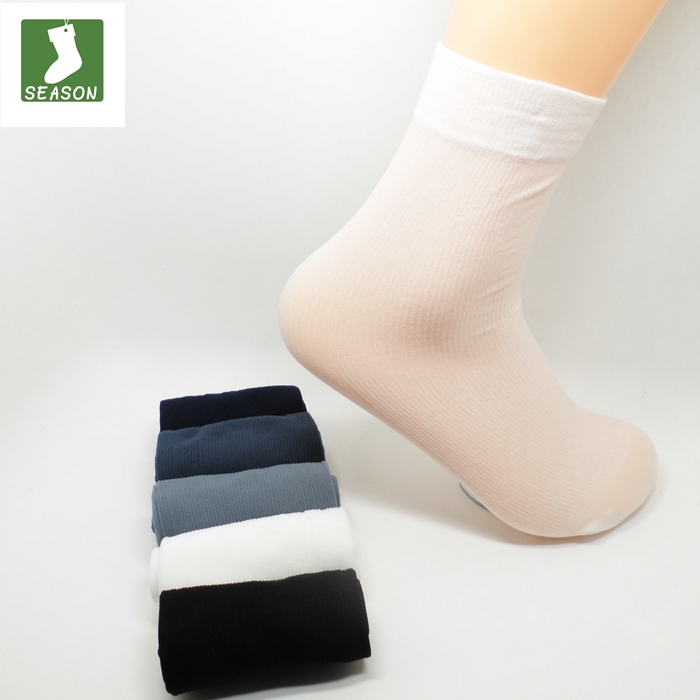 Free Shipping 2015 HOT Mens Socks Ultra thin Male Breathable Socks 1 Pair Male Bamboo Fiber