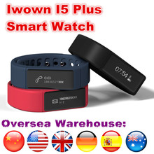 Ship from Spain Iwown I5 Plus Smart Watch reloj inteligente Bracelet Bluetooth Wristband Sports Watch For Android IOS(China (Mainland))
