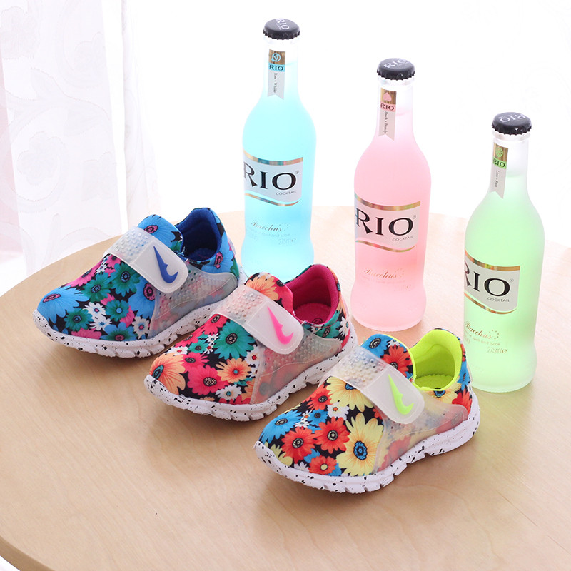 Winter New Children's Shoes Girls Boys Super Soft And Comfortable Sneakers Kids Loafers School Super Perfect Xiez6(China (Mainland))