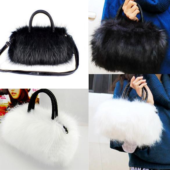Сшить сумку из меха кролика своими руками