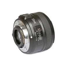 High Quality Multi-coated Lenses  YONGNUO YN50MM F1.8 Support  M/AV/TV/P Large Aperture Auto Focus Lens for Nikon DSLR(China (Mainland))