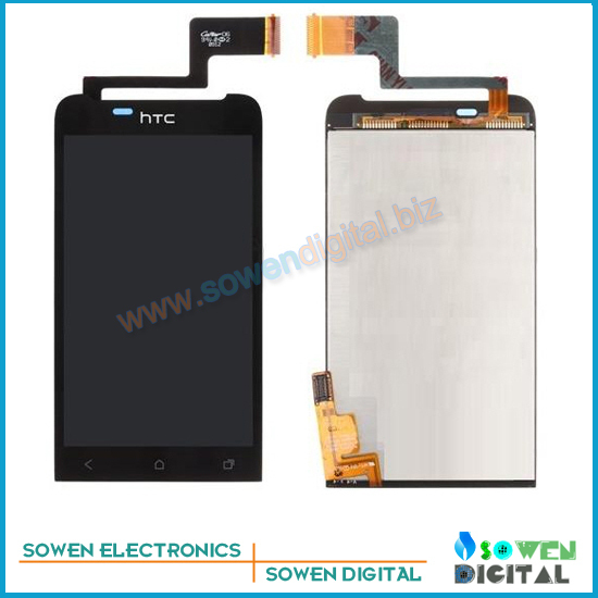 for HTC One V T320e G24 LCD display screen with touch screen digitizer assembly full sets, Original new ,free shipping