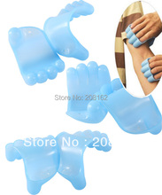 Massage Mitts Relaxing Massages Effort Prevent Fatigue Finger Gloves Health Care