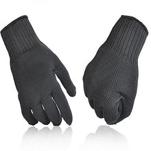 New Arrival Kevlar Working Protective Gloves Cut-resistant Anti Abrasion Safety Gloves Cut Resistant(China (Mainland))
